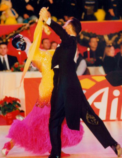 Danzalia Escuela de Baile. Historia baile