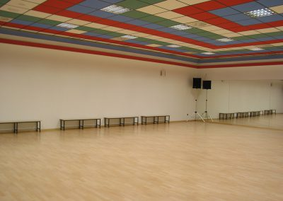 Danzalia Escuela de Baile. Amplias instalaciones